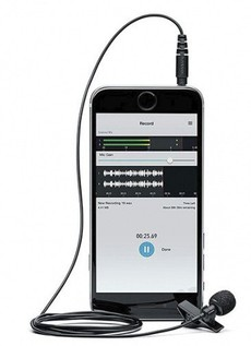 External microphone connection