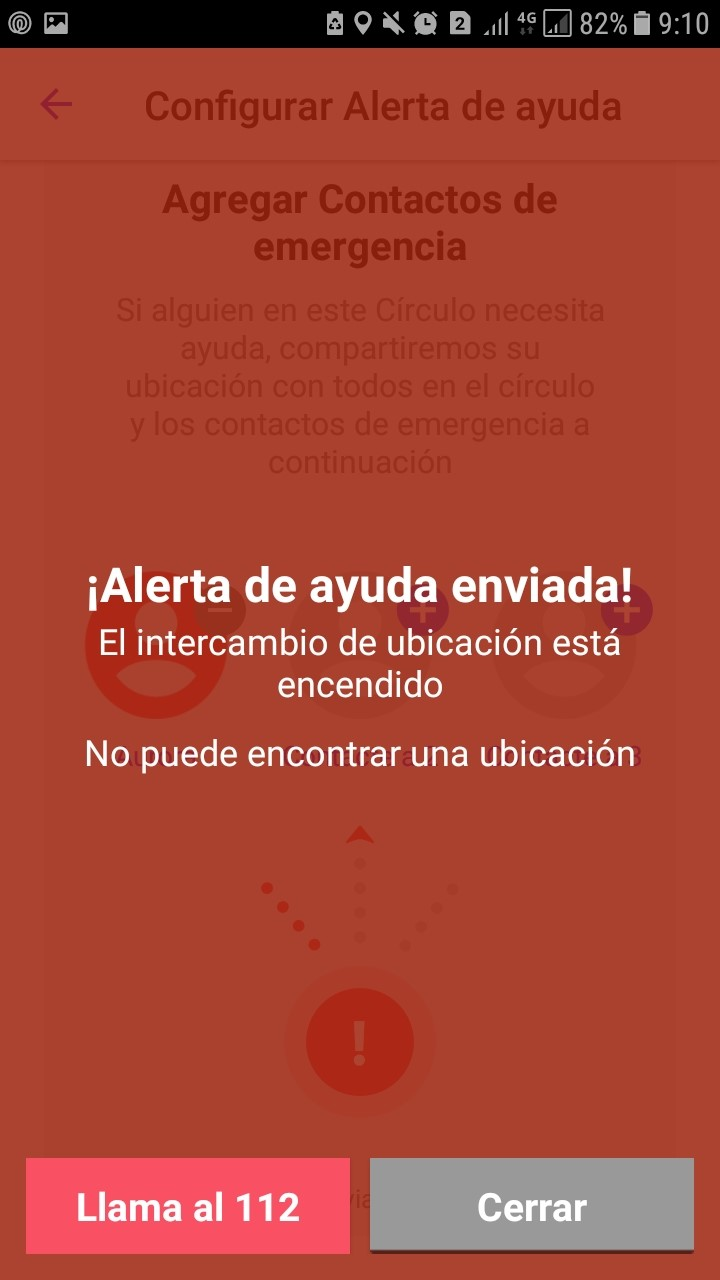 Android alerts