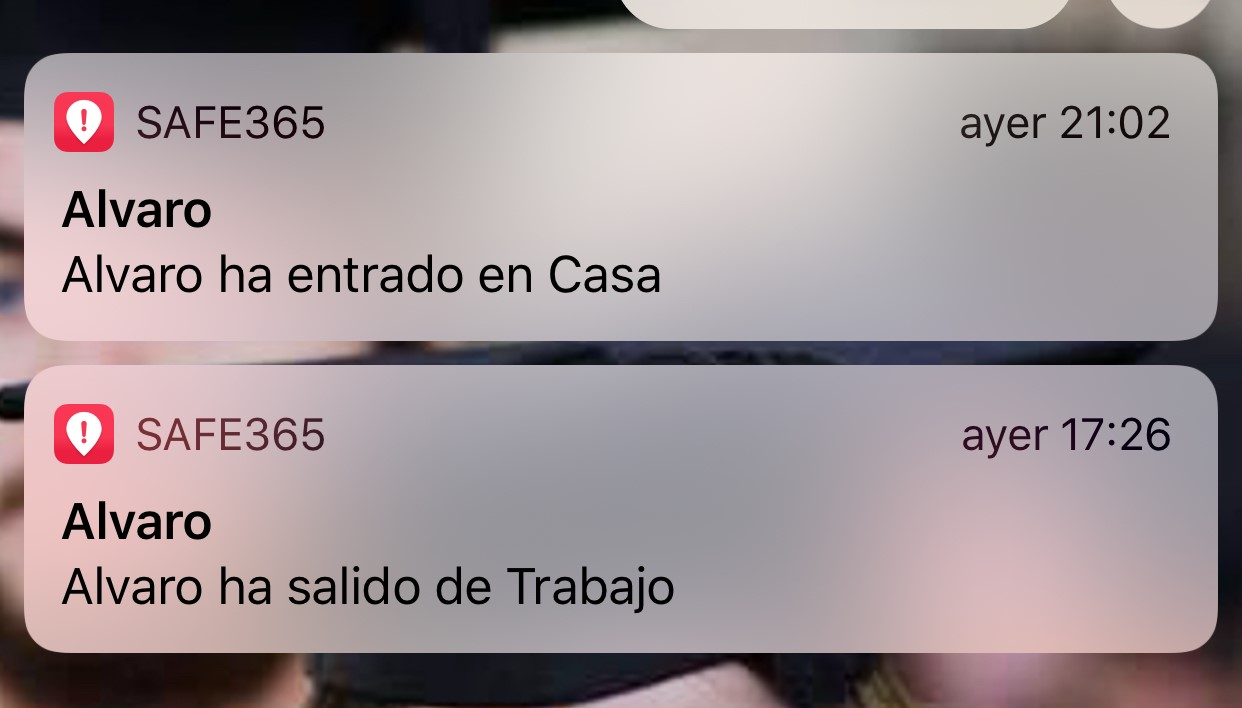 Notificaciones IOS