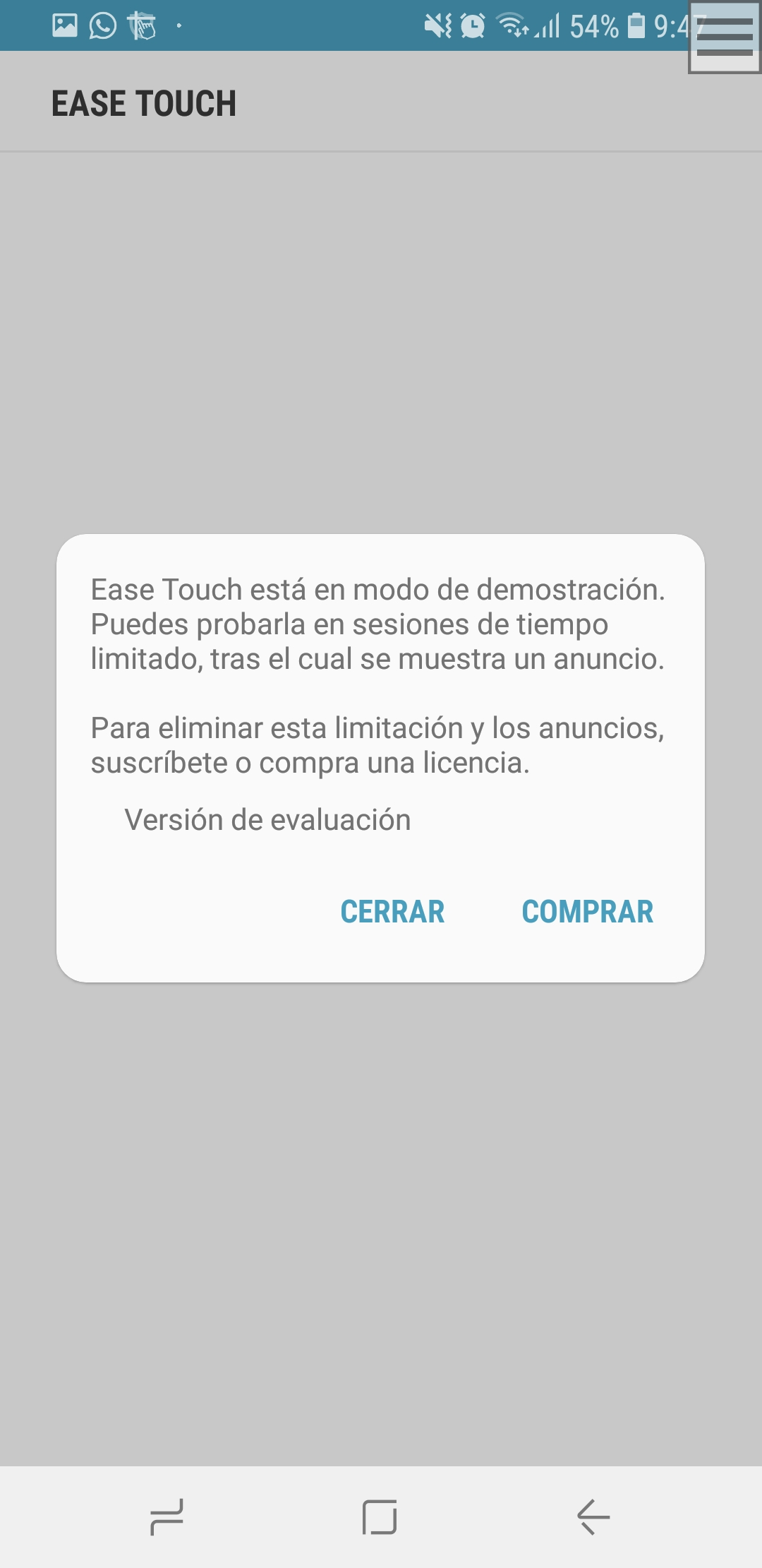 Compra ease touch